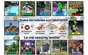 Camping in Anduze in de Gard al onze activiteiten zijn gratis!!!