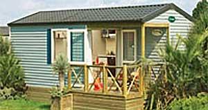 camping gard anduze Lodge