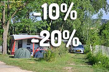 camping gard promotion emplacement